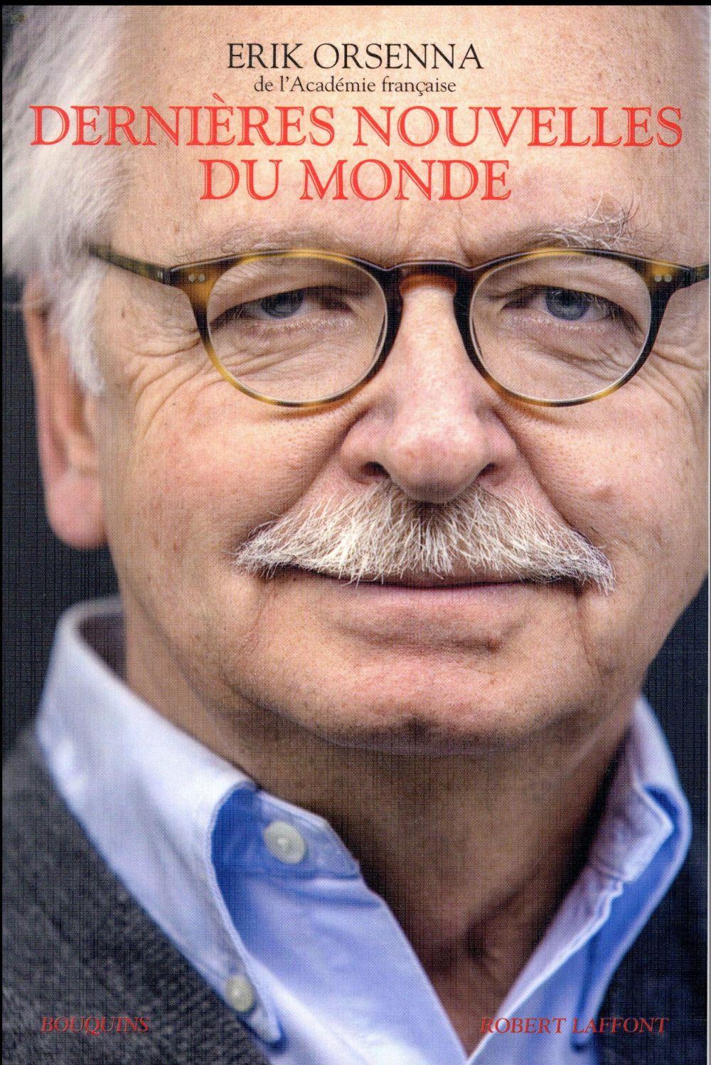DERNIERES NOUVELLES DU MONDE