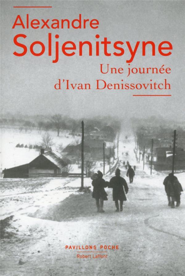 UNE JOURNEE D'IVAN DENISSOVITCH - PAVILLONS POCHE NOUVELLE EDITION