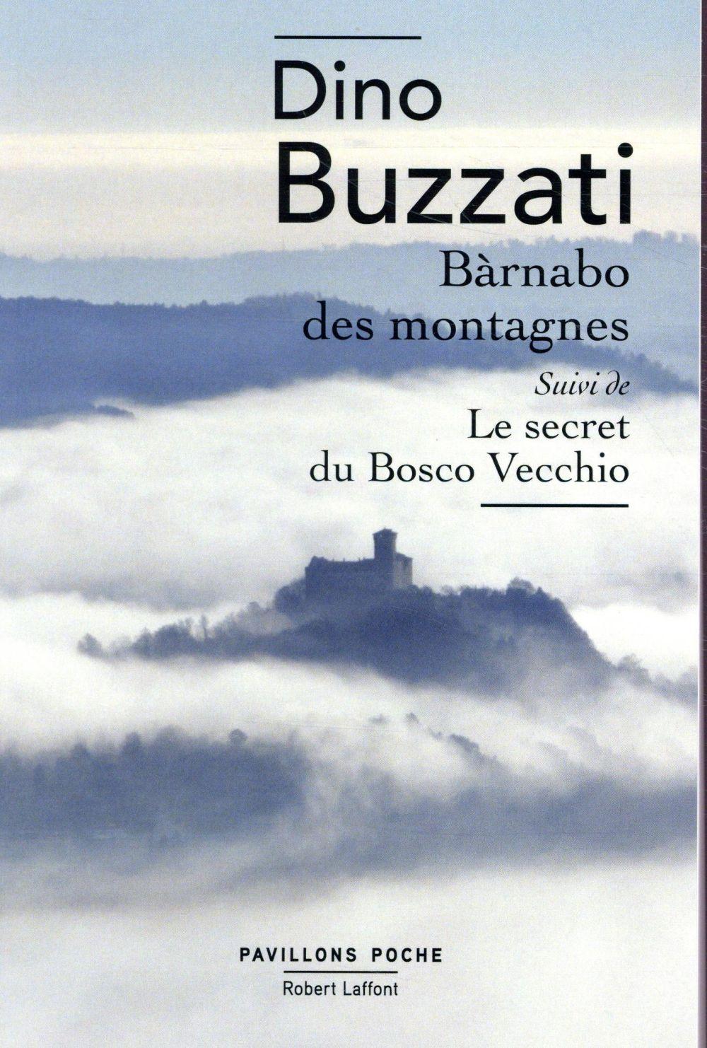 BARNABO DES MONTAGNES - NOUVELLE EDITION - PAVILLONS POCHE