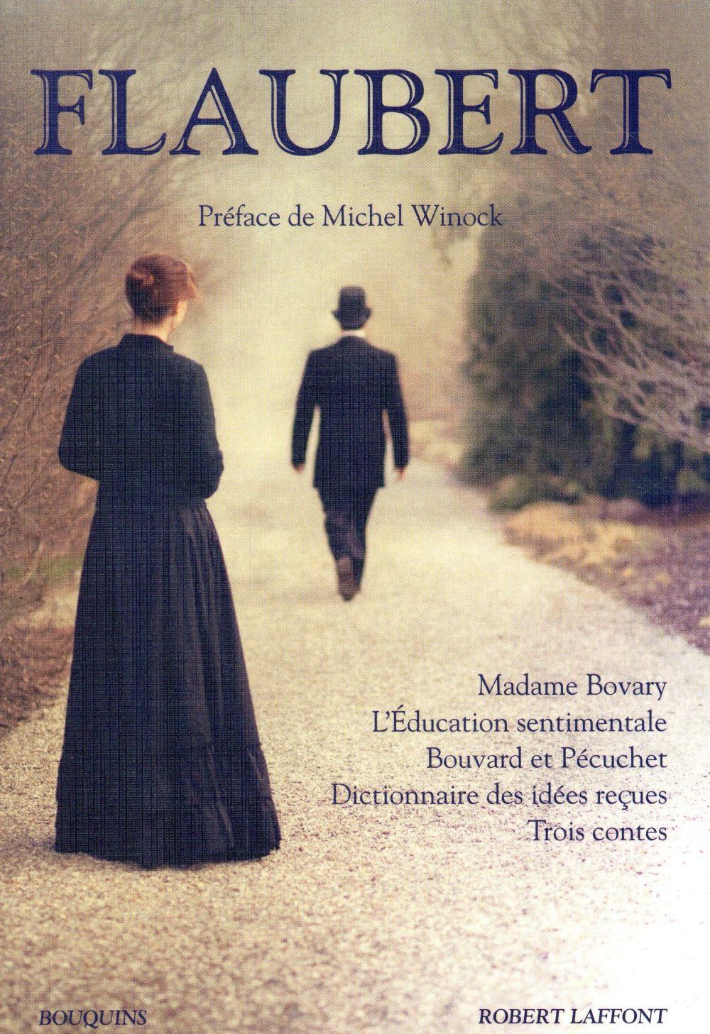 FLAUBERT - MADAME BOVARY, L-ED FLAUBERT/WINOCK BOUQUINS