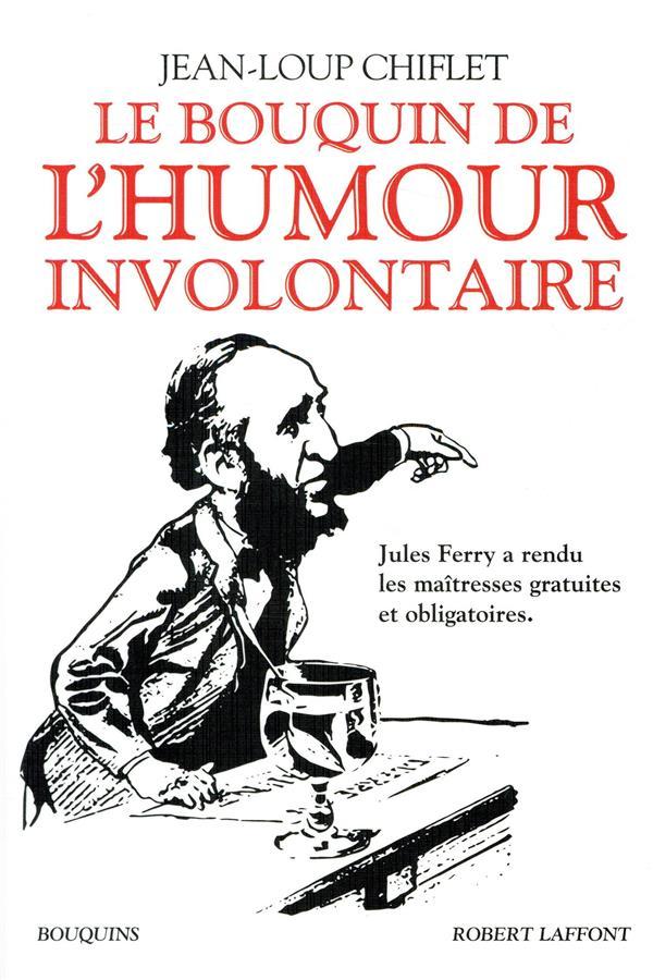 LE BOUQUIN DE L-HUMOUR INVOLON CHIFLET JEAN-LOUP BOUQUINS