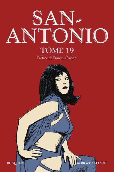 SAN-ANTONIO T.19