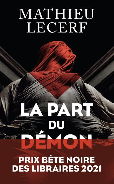 LA PART DU DEMON LECERF, MATHIEU ROBERT LAFFONT