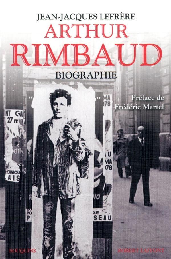RIMBAUD  -  BIOGRAPHIE