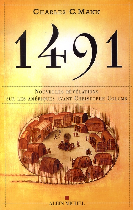 1491 - NOUVELLES REVELATIONS SUR LES AMERIQUES AVANT CHRISTOPHE COLOMB BORASO MARINA ALBIN MICHEL