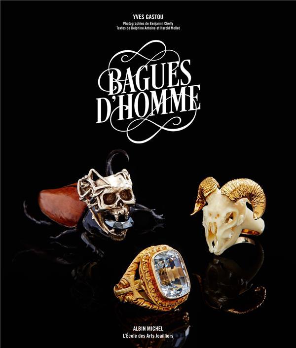 BAGUES D-HOMME GASTOU/ANTOINE ALBIN MICHEL