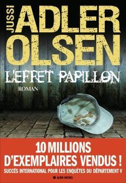 Adler-Olsen Jussi - L'EFFET PAPILLON