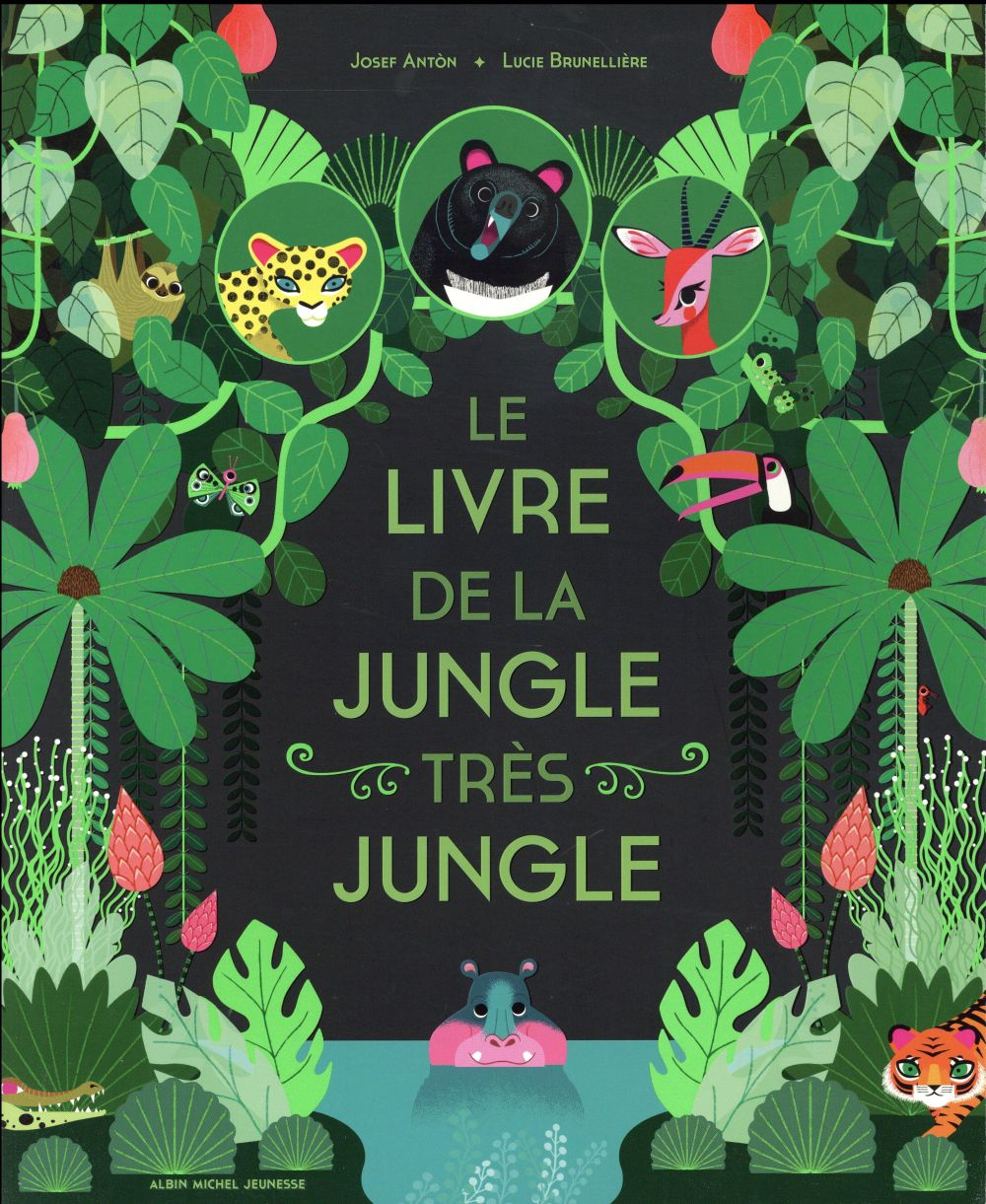LE LIVRE DE LA JUNGLE TRES JUNGLE