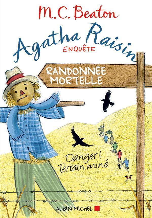 AGATHA RAISIN ENQUETE T.4  -  RANDONNEE MORTELLE