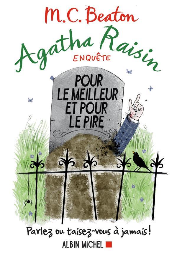 AGATHA RAISIN ENQUETE T.5  -  POUR LE MEILLEUR ET POUR LE PIRE