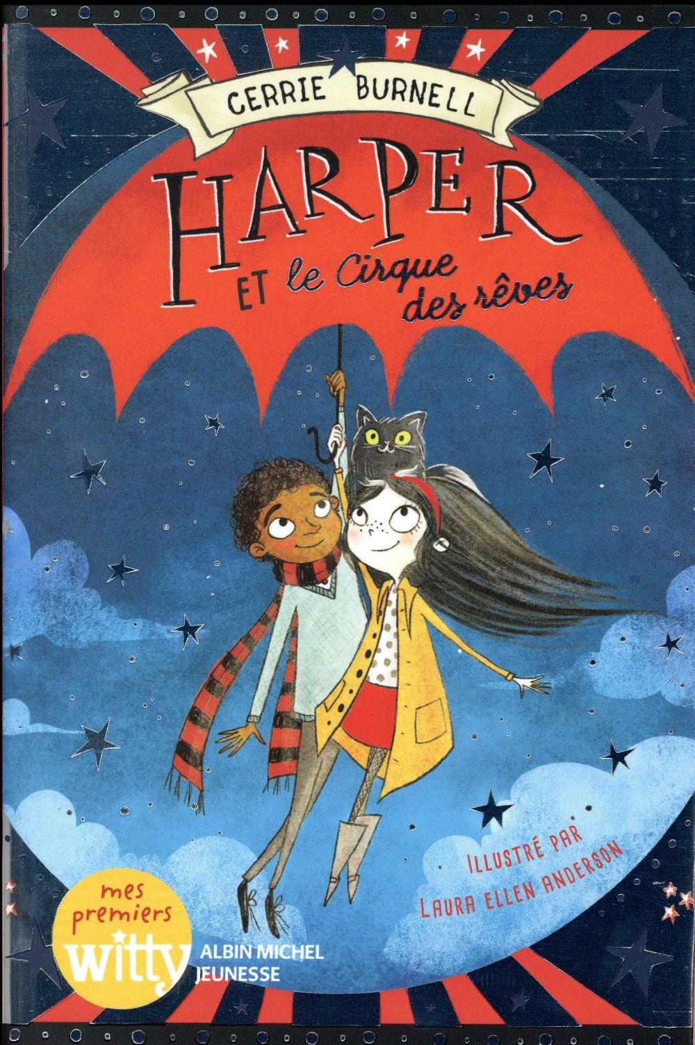 HARPER ET LE CIRQUE DES REVES - TOME 2