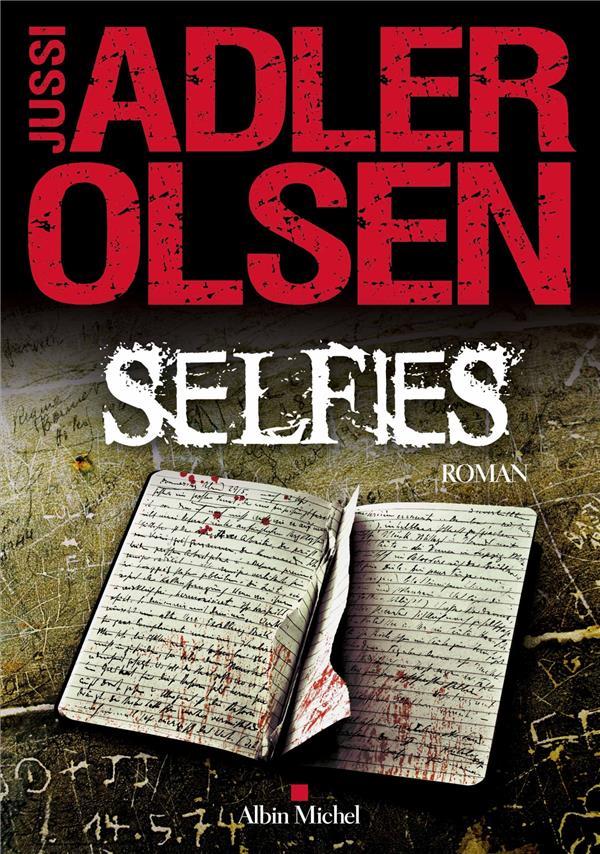 Adler-Olsen Jussi - SELFIES