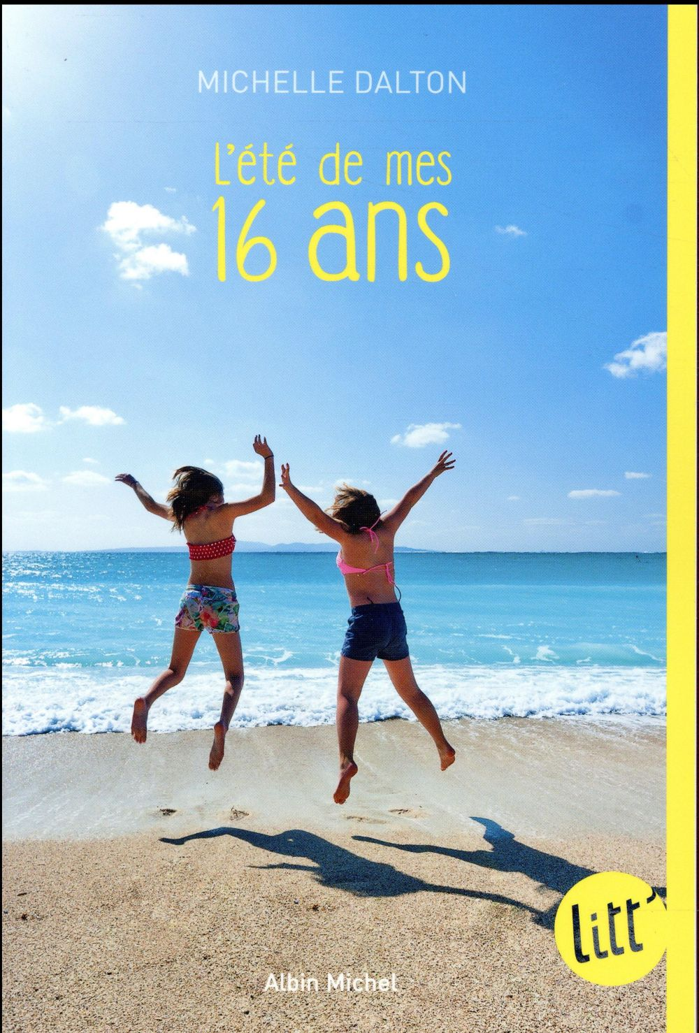 L'ETE DE MES 16 ANS Dalton Michelle Albin Michel-Jeunesse