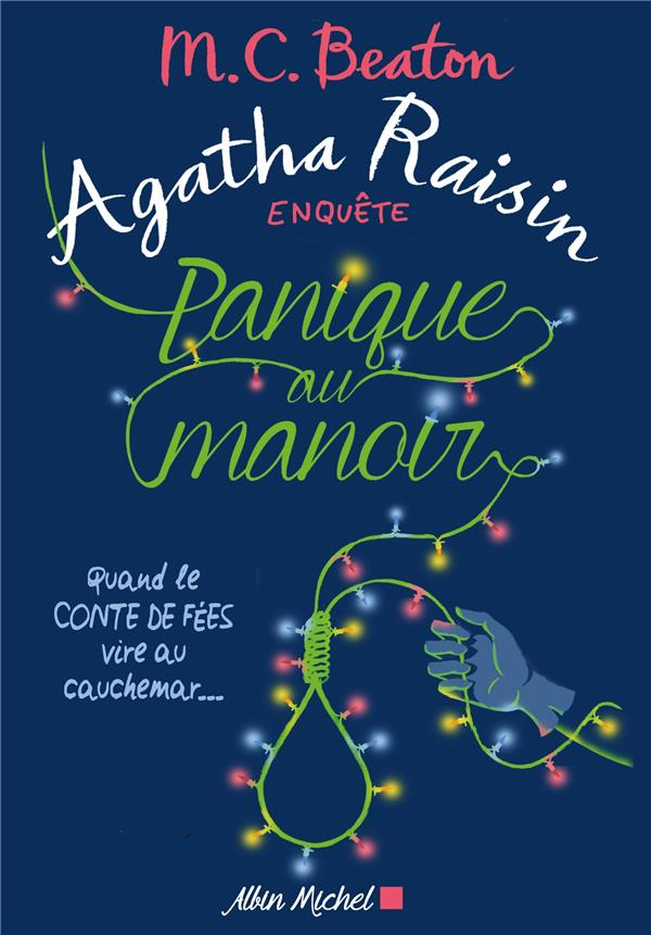 AGATHA RAISIN ENQUETE 10 - PAN BEATON M. C. ALBIN MICHEL