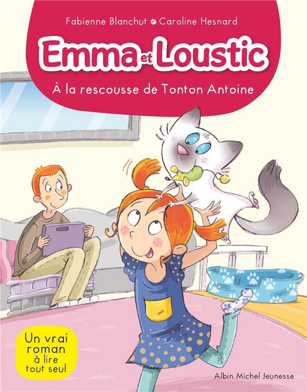 A LA RESCOUSSE DE TONTON ANTOINE T6 BLANCHUT/FABIENNE ALBIN MICHEL