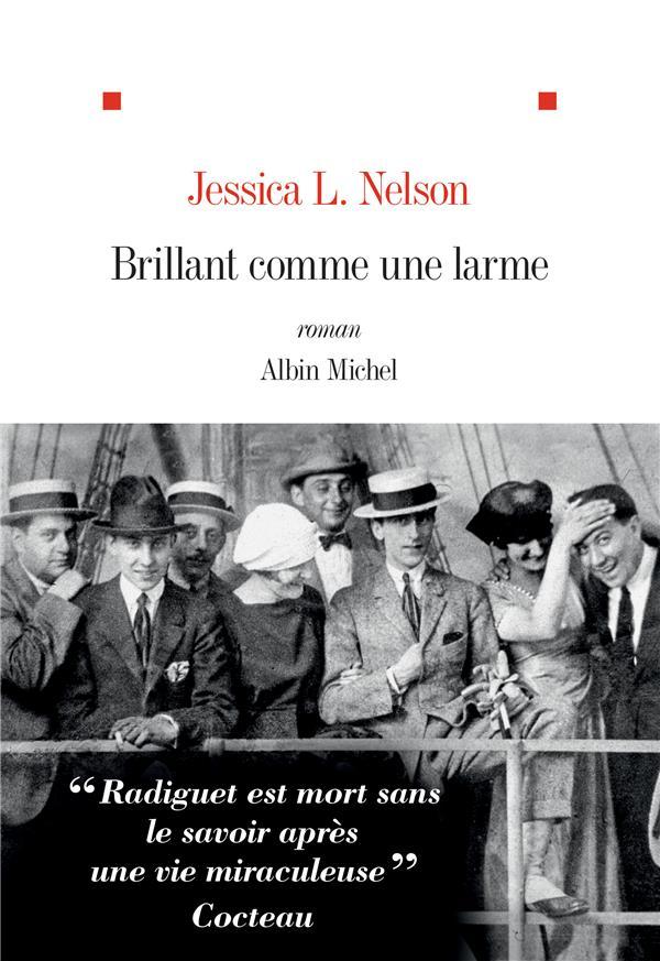 BRILLANT COMME UNE LARME NELSON JESSICA ALBIN MICHEL