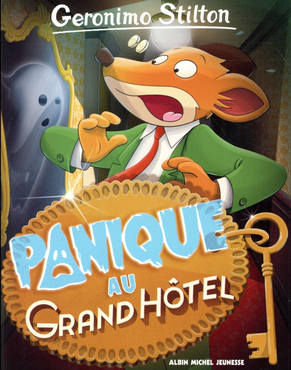 PANIQUE AU GRAND HOTEL N  49-ED 2018  ALBIN MICHEL