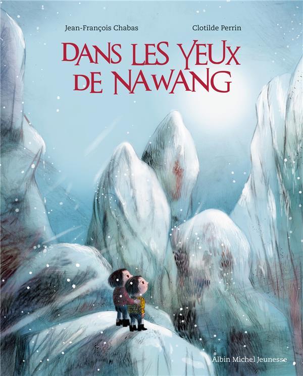DANS LES YEUX DE NAWANG CHABAS/PERRIN ALBIN MICHEL