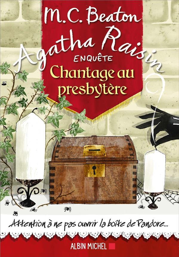 AGATHA RAISIN ENQUETE T.13  -  CHANTAGE AU PRESBYTERE