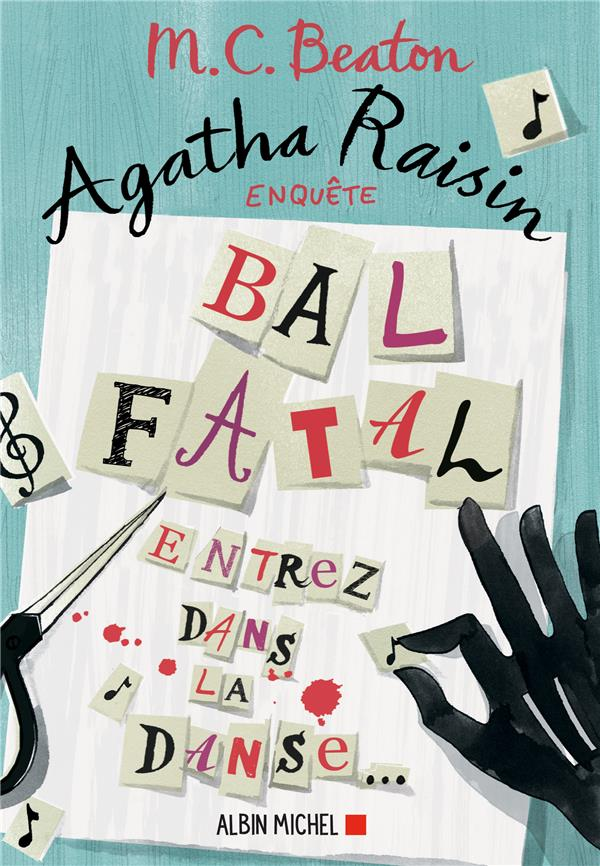 AGATHA RAISIN ENQUETE 15 - BAL