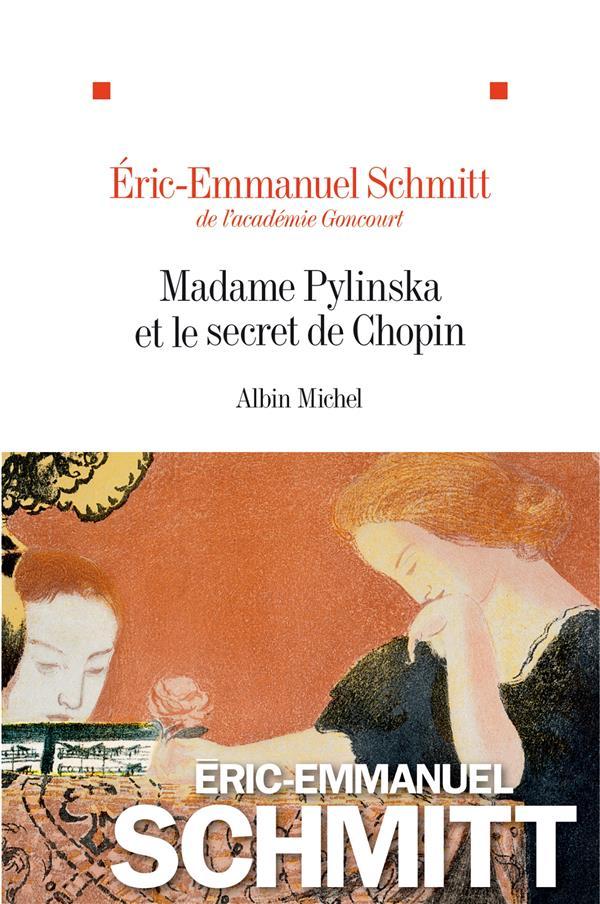 MADAME PYLINSKA ET LE SECRET D SCHMITT ERIC-EMMANUE ALBIN MICHEL