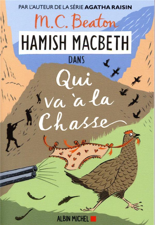 HAMISH MACBETH T.2  -  QUI VA A LA CHASSE BEATON, M. C. NC