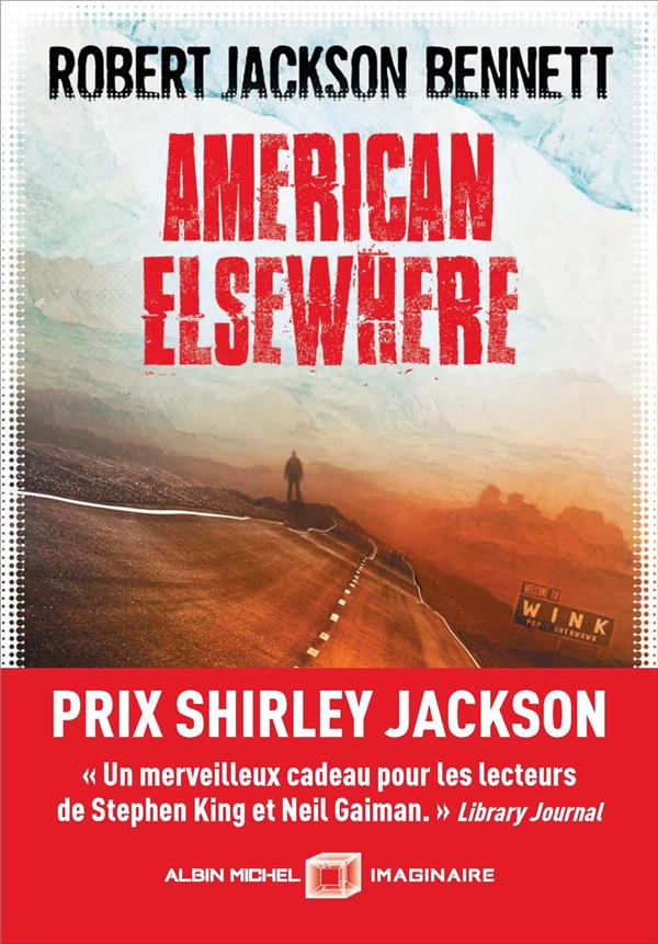 AMERICAN ELSEWHERE  ALBIN MICHEL
