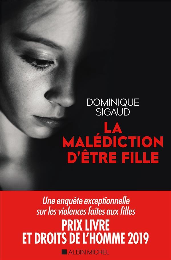 LA MALEDICTION D-ETRE FILLE