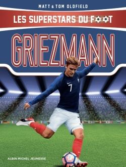 LES SUPERSTARS DU FOOT  -  GRIEZMANN