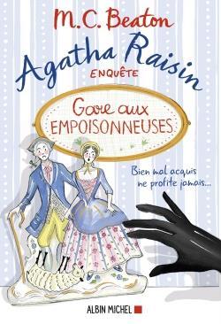 AGATHA RAISIN 24 - GARE AUX EMPOISONNEUSES BEATON M. C. NC
