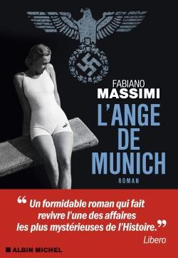 L'ANGE DE MUNICH MASSIMI FABIANO ALBIN MICHEL