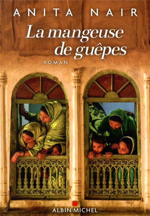 LA MANGEUSE DE GUEPES