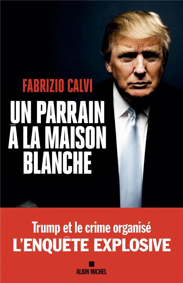UN PARRAIN A LA MAISON BLANCHE CALVI, FABRIZIO ALBIN MICHEL