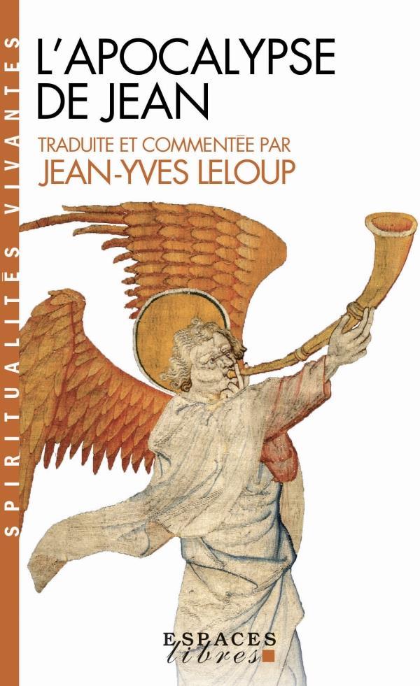 L'APOCALYPSE DE JEAN LELOUP, JEAN-YVES ALBIN MICHEL
