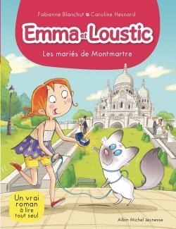 EMMA ET LOUSTIC T.18  -  LES MARIES DE MONMARTRE