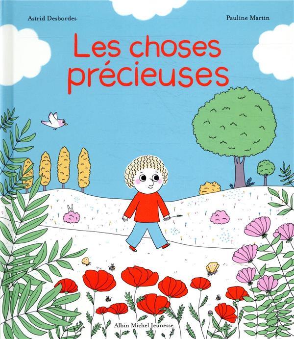 LES CHOSES PRECIEUSES - UNE HISTOIRE D-ARCHIBALD