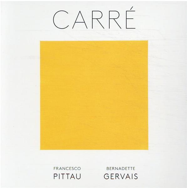 CARRE PITTAU/GERVAIS ALBIN MICHEL
