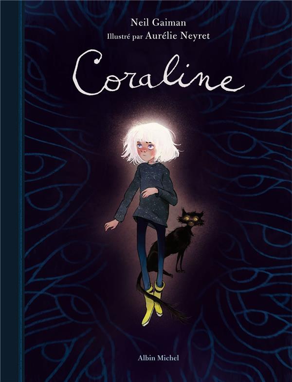 CORALINE (ED 2020 ILLUSTRE) GAIMAN/NEYRET ALBIN MICHEL