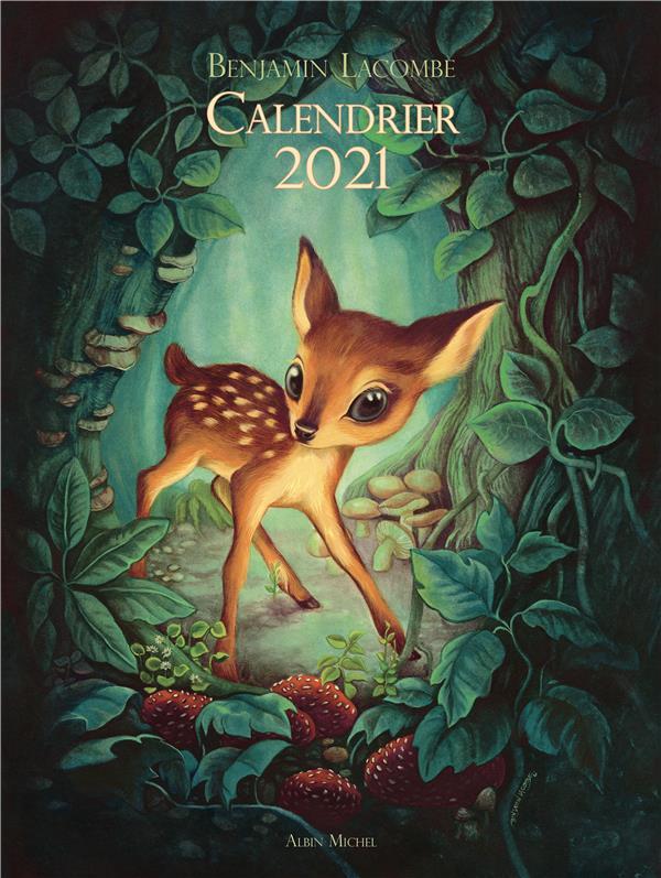 CALENDRIER (EDITION 2021) LACOMBE BENJAMIN NC