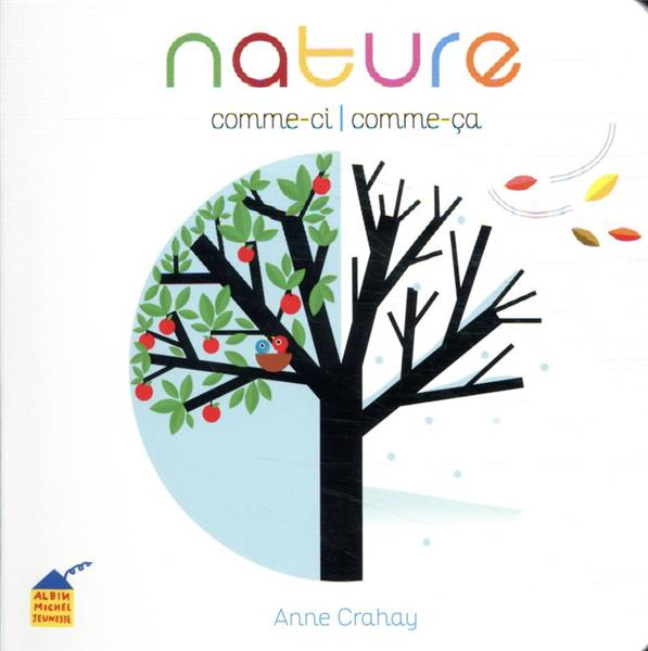 NATURE COMME-CI, COMME-CA CRAHAY ANNE ALBIN MICHEL