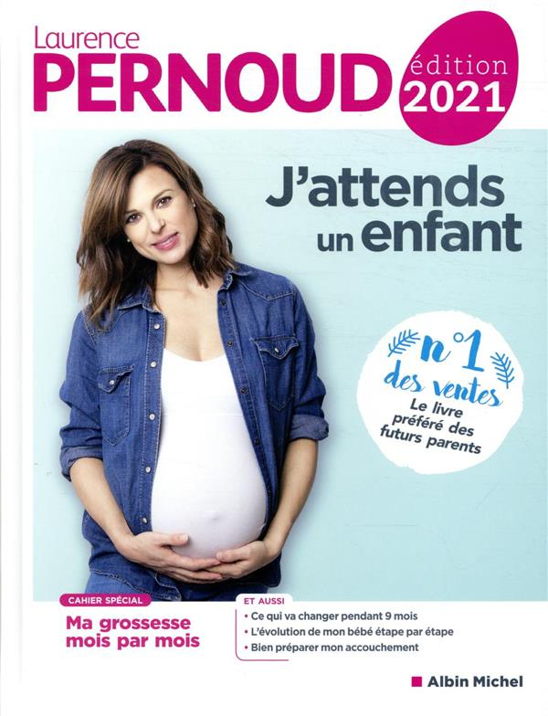 J'ATTENDS UN ENFANT (EDITION 2021)