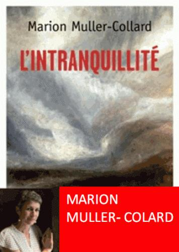 L-INTRANQUILLITE MULLER-COLARD MARION BAYARD CULTURE