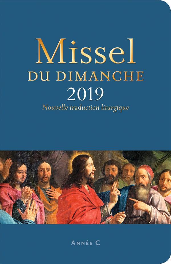 MISSEL DU DIMANCHE 2019