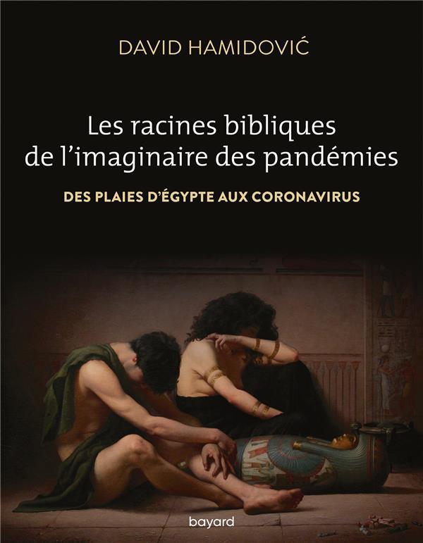 LES RACINES BIBLIQUES DE L'IMAGINAIRE DES PANDEMIES  -  DES PLAIES D'EGYPTE AUX CORONAVIRUS