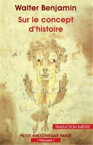 SUR LE CONCEPT D'HISTOIRE