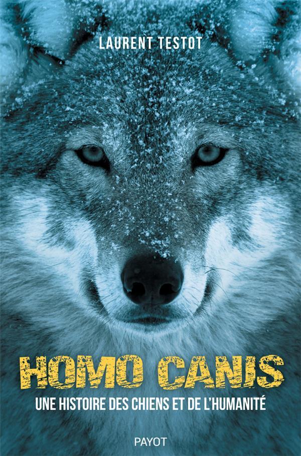 HOMO CANIS - UNE HISTOIRE DSE TESTOT LAURENT PAYOT