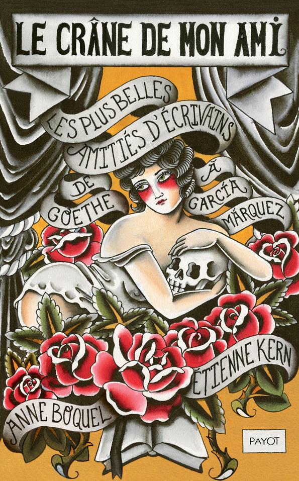 LE CRANE DE MON AMI - LES PLUS BOQUEL ANNE/KERN ETI PAYOT