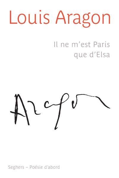 IL NE M'EST PARIS QUE D'ELSA - NE