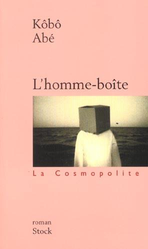 L'HOMME BOITE