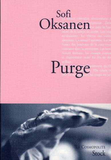 PURGE - PRIX FEMINA ETRANGER 2010